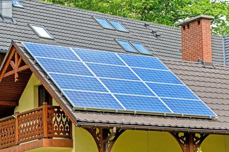Riscaldare la propria casa con un sistema ad energia solare