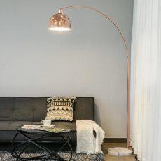La luce diventa arredo con una lampada tutta italiana